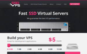 SSD-vps